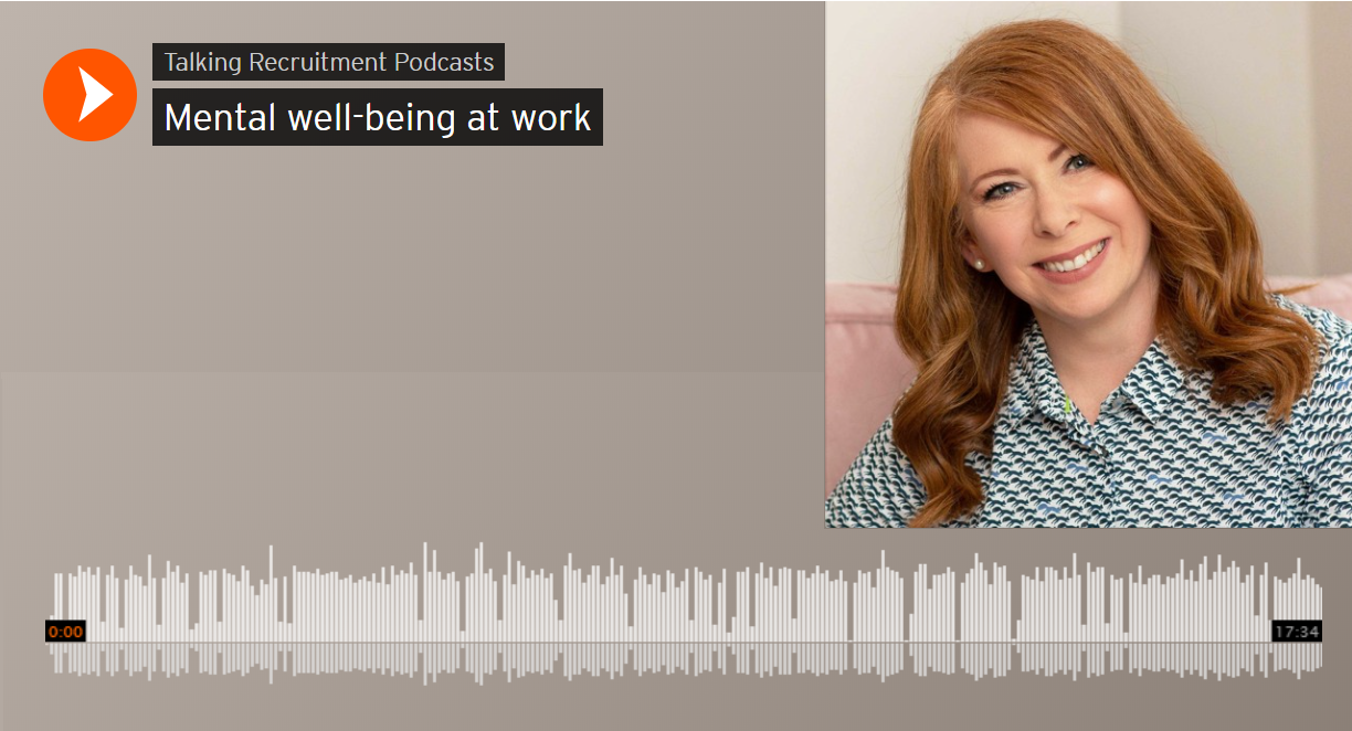 mental health at work podcast