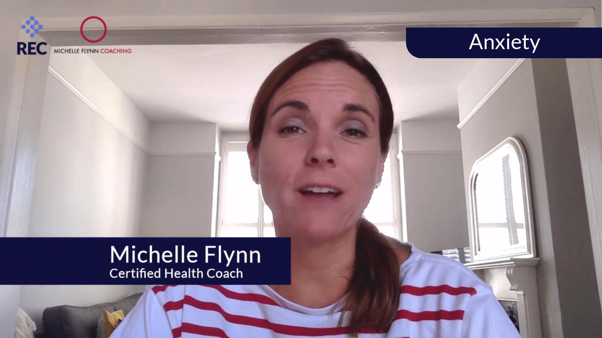 Anxiety, Michelle Flynn