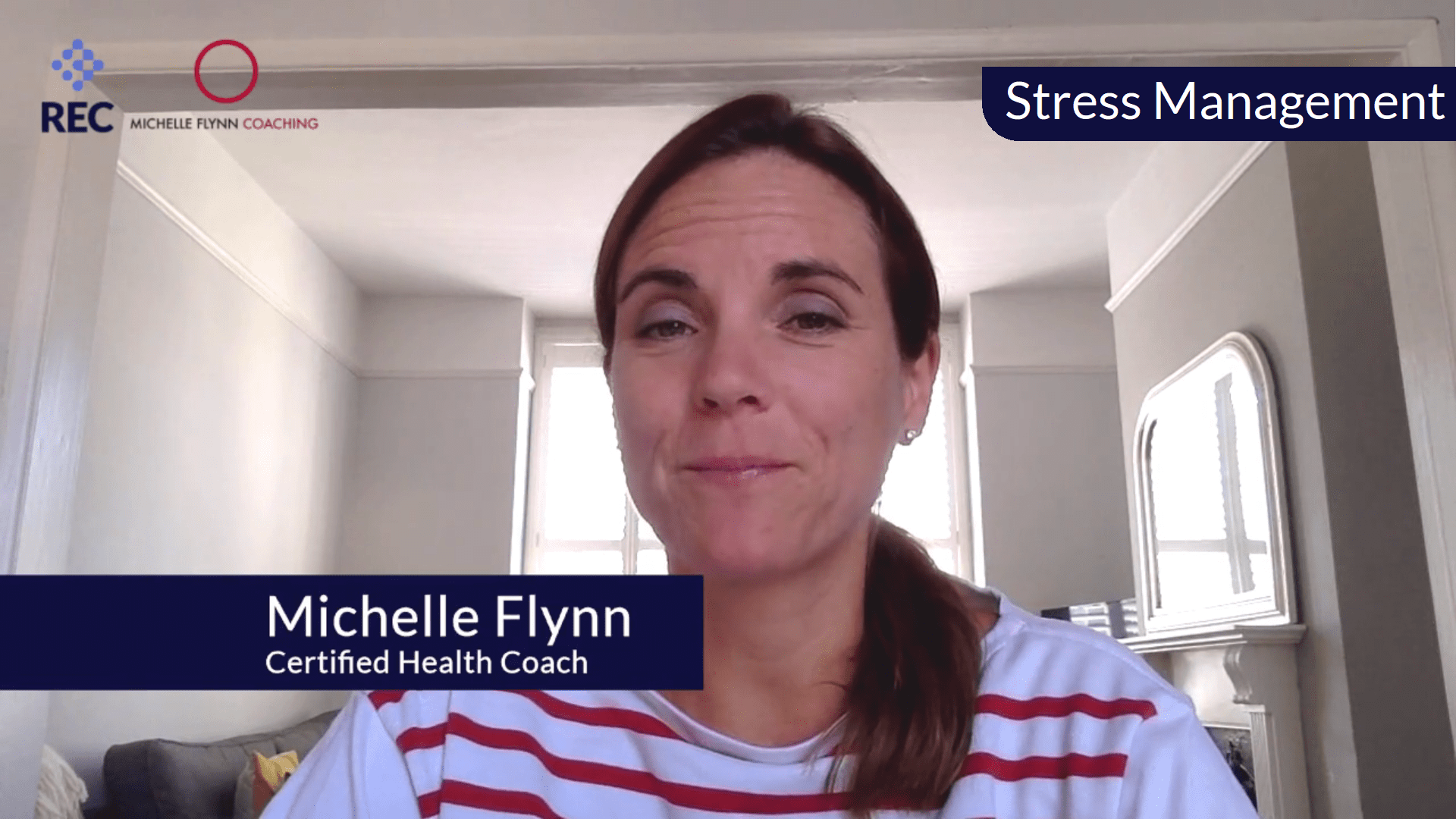 Stress Management, Michelle Flynn