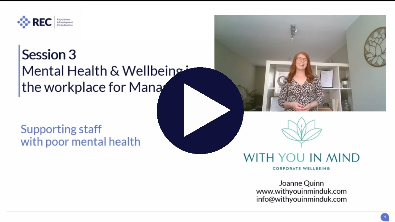 Mental health at work - managers (p2)