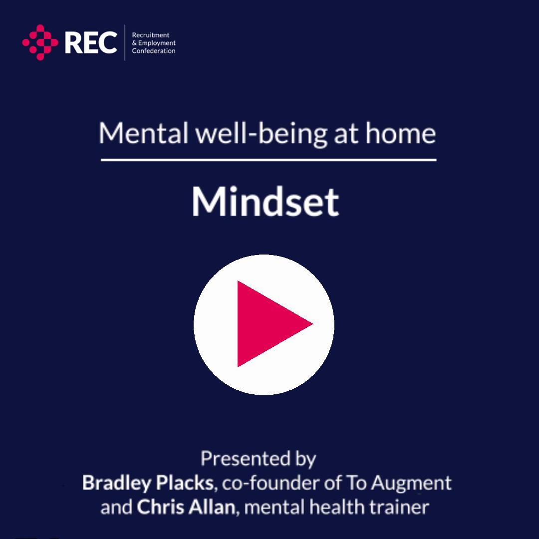 Mental health at home - mindset