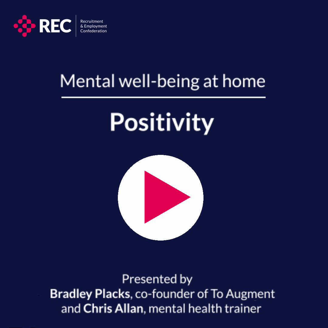 Mental health at home - Positivity