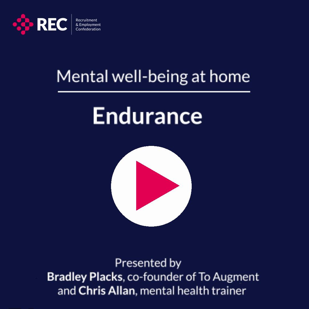 Mental health at home - Endurance